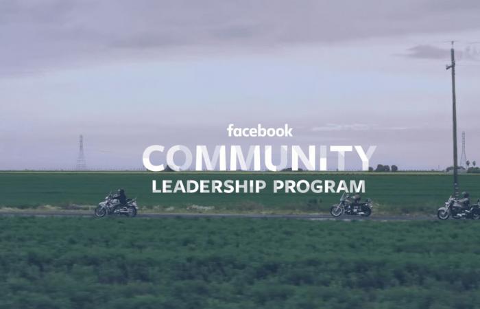فيسبوك يطلق برنامجه للقيادات المجتمعية في منطقة الشرق الأوسط وشمال أفريقيا بقيمة…