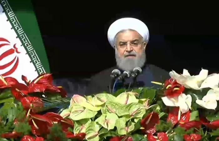 روحاني: أفشلنا مخططات تقسيم المنطقة