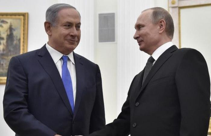 بوتين يحث إسرائيل على تجنب التصعيد في سوريا