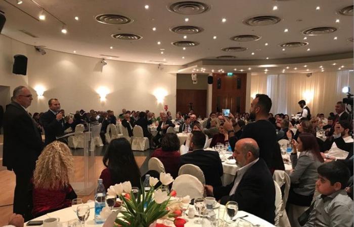 باسيل من قبرص: بصمودكم تستعيدون حقوقكم وقراكم