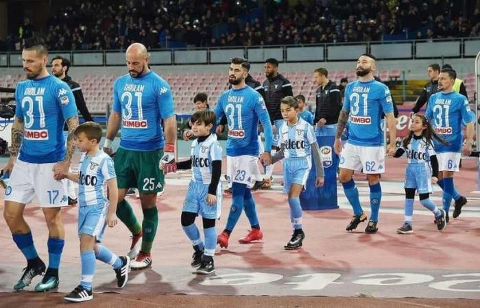 لفتة رائعة من لاعبي نابولي للجزائري غلام