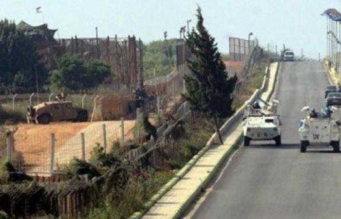 """""""اليونيفيل"""" تتسلم غداً اللبناني الذي دخل الأراضي الفلسطينية"""