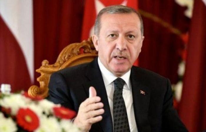 أردوغان: إسقاط مروحية تركية في عفرين ومقتل طيارين