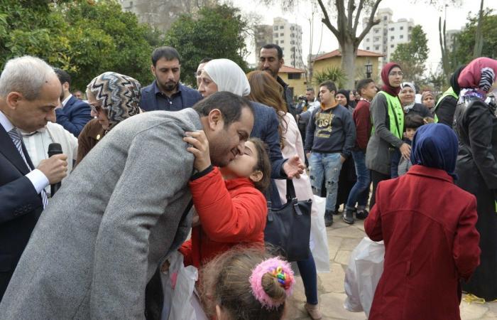 الشامسي: ندرك حجم الأعباء على لبنان وسنستكمل تقديم المزيد من المساعدات