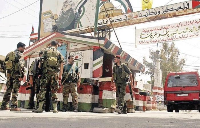 عائلة حمد تسلّم ابنها المتورط باشتباكات عين الحلوة الأخيرة للجيش