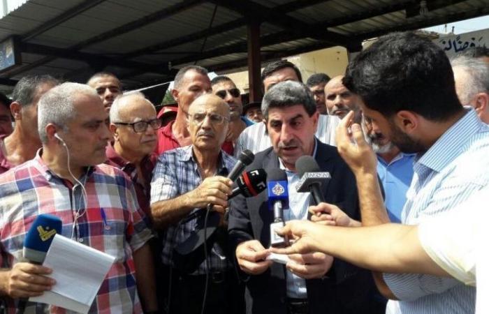 اتحادات ونقابات النّقل البرّي إلى الإضراب الخميس