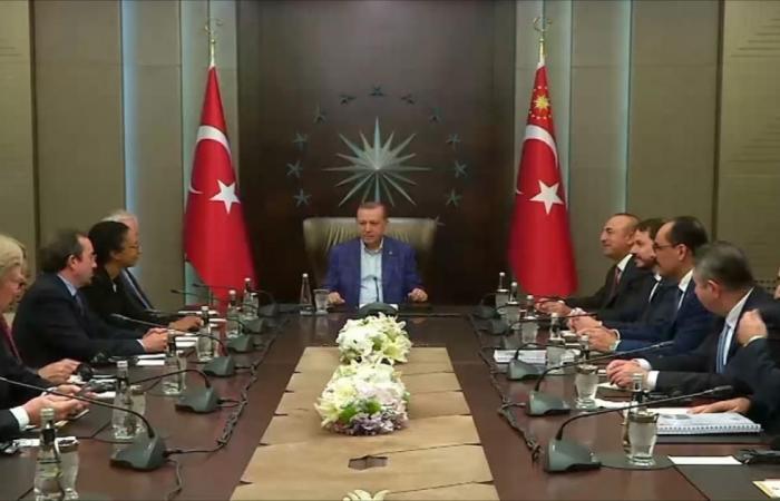 ماكماستر يمهد لمباحثات صعبة لتيلرسون بتركيا