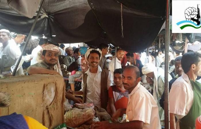 بالصور.. مديرية حيس بعد تحريرها من الحوثيين