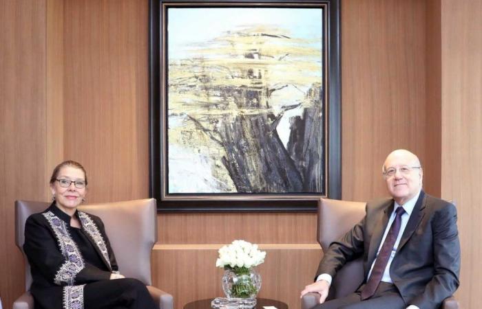 ميقاتي: تهديدات اسرائيل للبنان تقتضي موقفا حازما من الأمم المتحدة