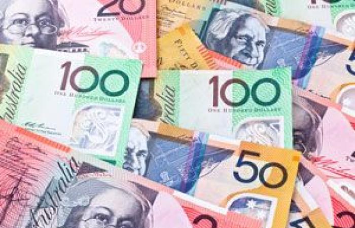 الدولار الأسترالي يرتفع للجلسة الثانية بدعم من تعافي أسعار الذهب