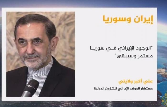 إيران تتوعد إسرائيل برد مماثل لأي اعتداء على سوريا