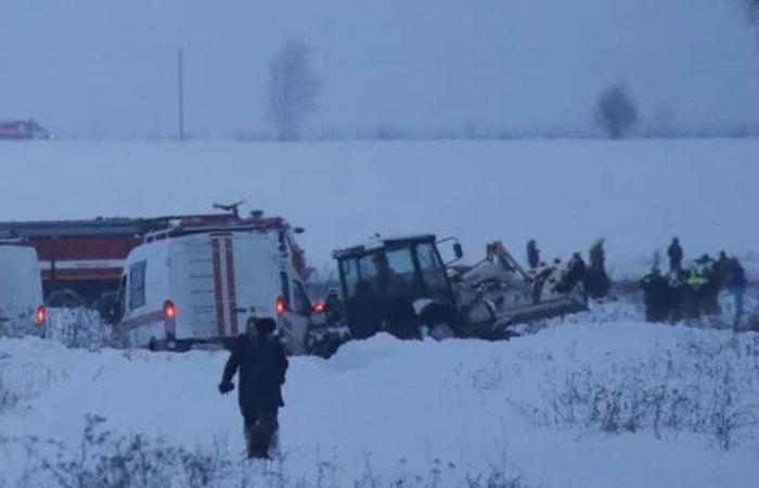 هل من ضحايا لبنانيين بحادث تحطم الطائرة الروسية؟