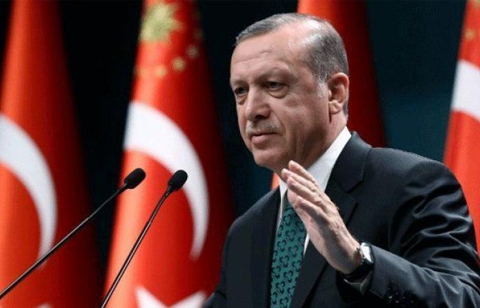 """إردوغان: أُسدل الستار على مسرحية """"داعش"""""""