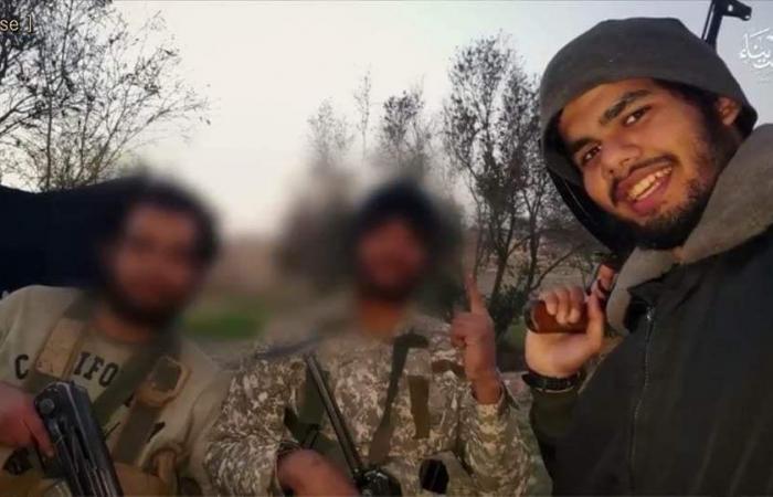 فيديو لداعش يكشف مفاجأة حول مقتل نجل مساعد القرضاوي