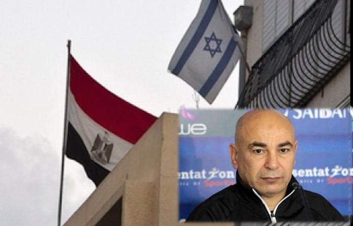 السفارة الاسرائيلية تثير جدلاً بعد توجيهها رسالة لنجم مصري