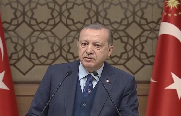 أردوغان: أميركا تناقض الناتو بدعمها القوات الكردية