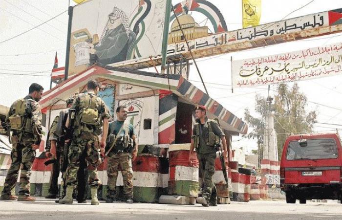 القوّة المشتركة الفلسطينية في عين الحلوة توضح ملابسات الأحداث الأخيرة