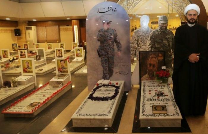 """أمين عام حركة النجباء في بيروت: نقف الى جانب """"حزب الله"""""""