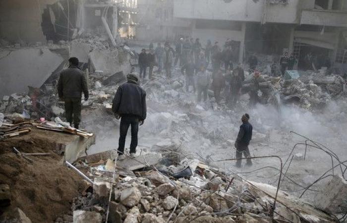 """""""أنقذوا الغوطة"""".. محاولة لفك حصار نصف مليون إنسان"""