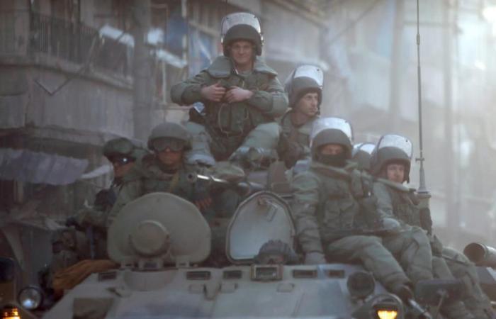 مقتل مقاتليْن روسيين بنيران أميركية في سوريا