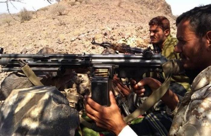 الجيش اليمني يتقدم ويباغت الحوثيين شمال لحج