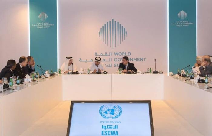 القمة العالمية للحكومات وتعزيز الاقتصاد الرقمي في العالم العربي