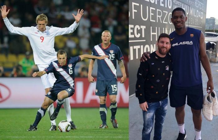 من ميسي إلى كراوتش.. تعرّف إلى أقصر لاعبي العالم وأطولهم