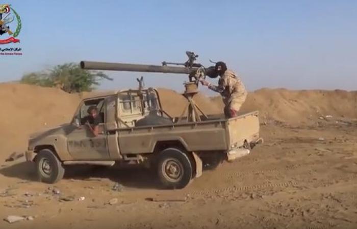 الجيش اليمني يقتل 40 حوثيا حاولوا التمركز بجبهة ميدي