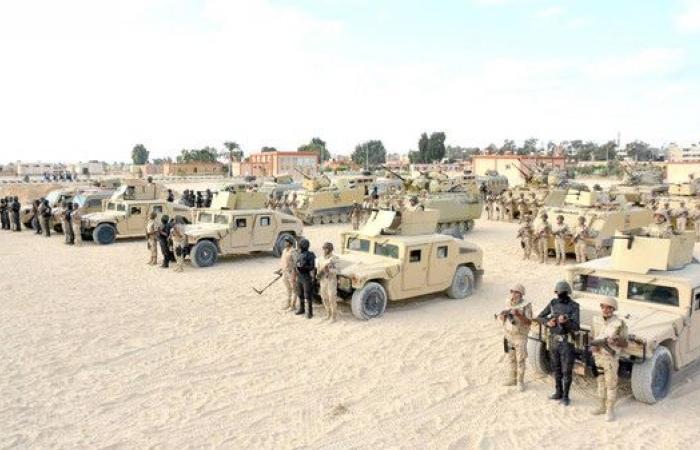 هذه أهداف الخلية التي أعلن الجيش المصري تصفيتها؟