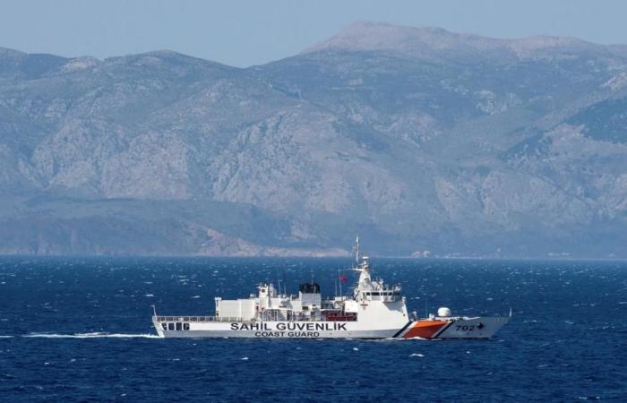 تركيا تدعو اليونان لاتخاذ تدابير لخفض التوتر
