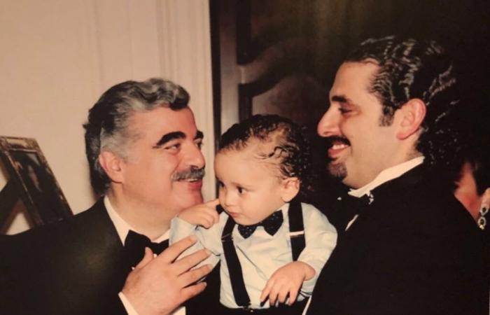 الحريري بذكرى استشهاد والده: كل لحظة انت معنا