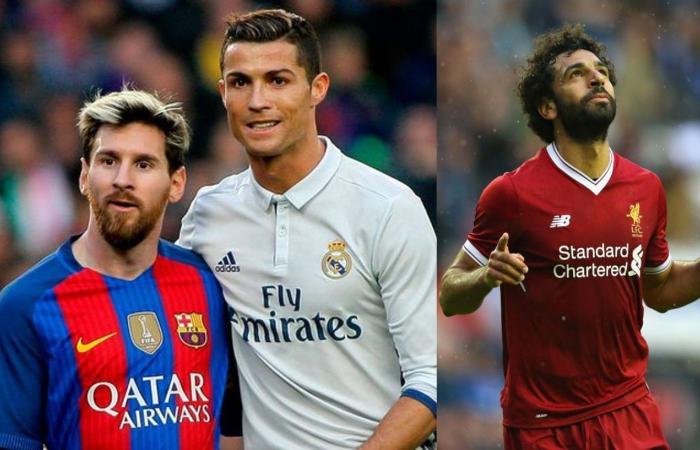 سعر محمد صلاح يتخطى نجوم برشلونة وريال مدريد