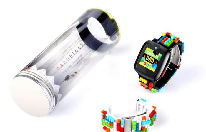 أوميت تستعد لإطلاق ساعتها الذكية المخصصة للأطفال أوميت إكس نانوبلوك