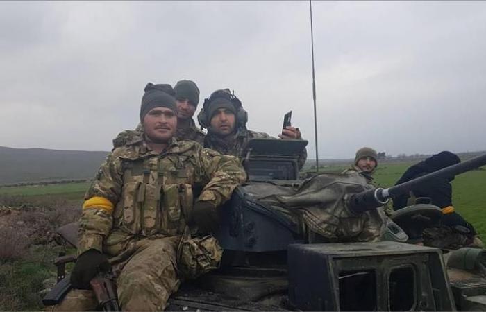 الناتو يبحث ملف معتقلي تنظيم الدولة والأزمة بسوريا