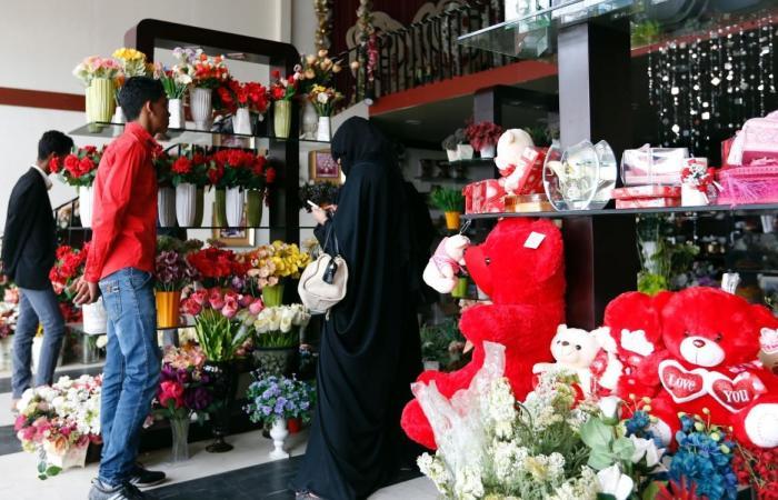 صنعاء.. هكذا احتفل الحوثيون بعيد الحب!