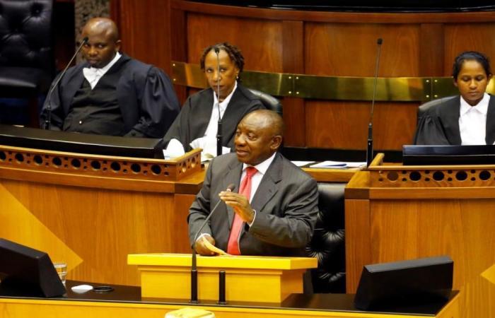 رامافوسا يخلف زوما برئاسة جنوب أفريقيا