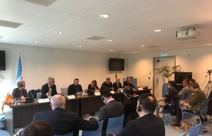 ندوة في لاهاي عن المحكمة الخاصة والإجراءات الجنائية الدولية