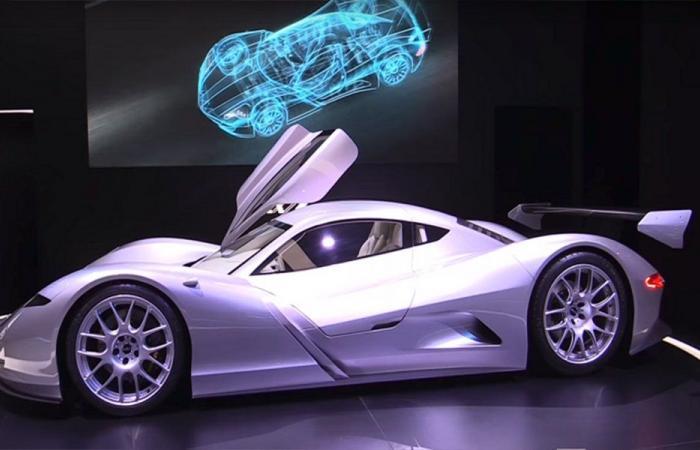 أسرع سيارة كهربائية في العالم