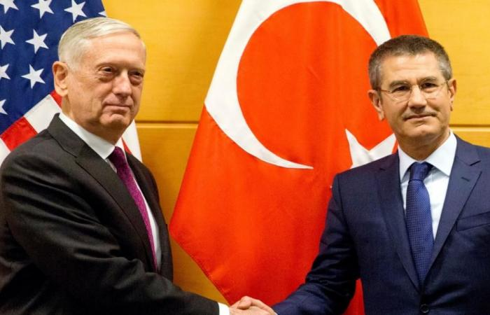 تركيا تطلب وقف علاقة واشنطن بالوحدات الكردية