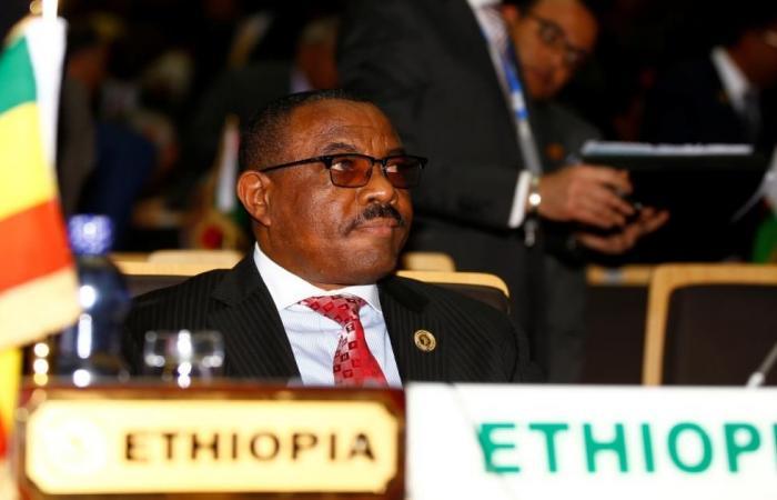 استقالة مفاجئة لرئيس الوزراء الإثيوبي