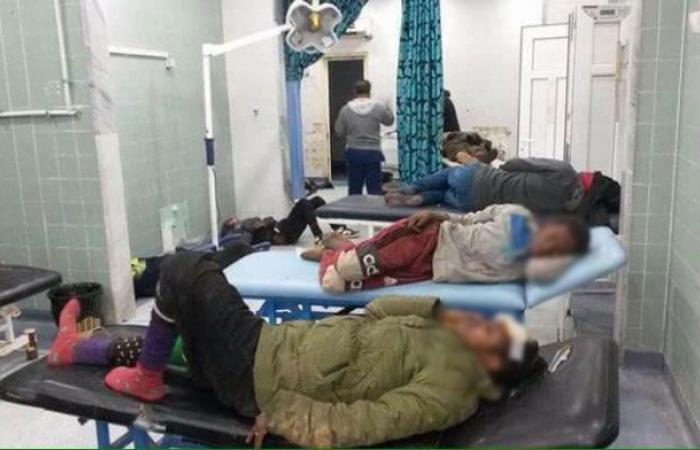 بالصور ..مجزرة في شاحنة و23 جثة لمهاجر في طرابلس