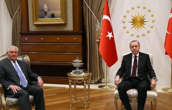 تركيا وأميركا تتعهدان بالوقوف ضد أي تغيير سكاني بسوريا