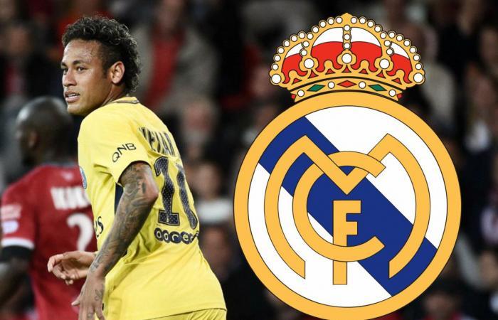 """نيمار إلى ريال مدريد.. الاستقبال الحافل في """"البرنابيو"""" حسم الأمر!"""