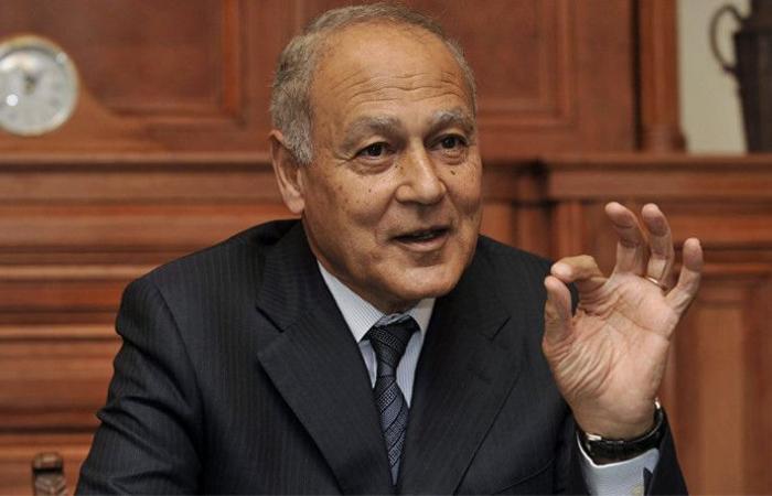 أبو الغيط: نرفض أي تعدٍ على الحقوق اللبنانية من قبل اسرائيل