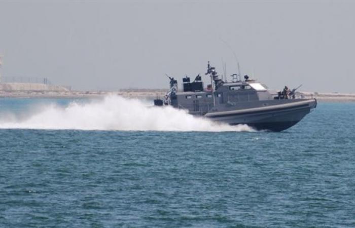 زورق حربي اسرائيلي خرق المياه الإقليمية مقابل رأس الناقورة