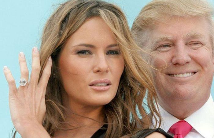 بالفيديو… مرة جديدة ميلانيا ترامب تُحرج زوجها!