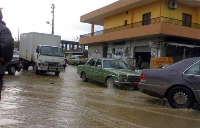 أضرار مادية كبيرة في عكار والمنية جراء العاصفة