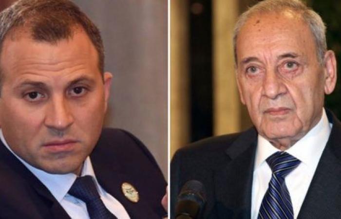الجنوب حلبة المواجهة الانتخابية بين بري وباسيل