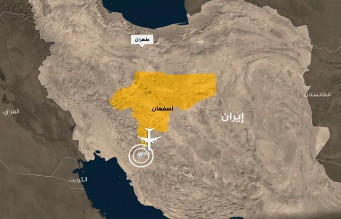 66 قتيلا بتحطم طائرة إيرانية بمحافظة أصفهان