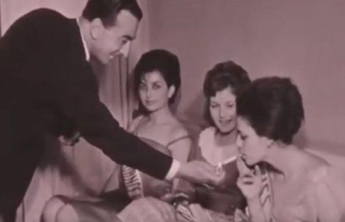 بالفيديو… ملكات جمال أوروبا بضيافة لبنان عام 1960